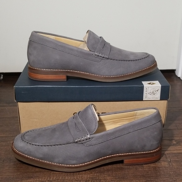 b633f9b33f5 47  Sperry Gold Cup Collection Exeter Penny Grey